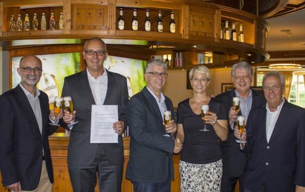 Foto: Krombacher Brauerei  Bernhard Schadeberg GmbH & Co. KG
