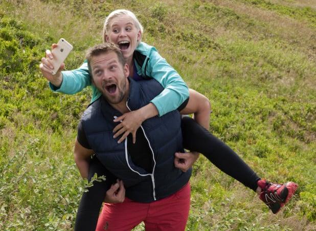 Der Sauerland-Tourismus sucht verrückte Wandergesichter im Sauerland. Der Wettbewerb läuft bis zum 31. Oktober 2015. - Foto: Sauerland-Tourismus e. V. / Fotografin: Steffi Rost
