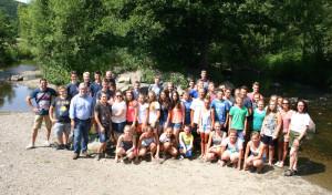 Jugendliche aus Fruges eine Woche zu Gast in Olsberg
