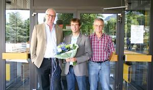 Andreas Funke ist neuer Leiter der Hauptschule Bestwig