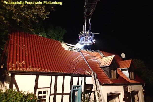 Foto:  Pressestelle Feuerwehr Plettenberg