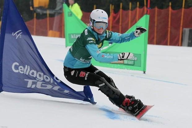 Snowboard FIS World Cup - Winterberg - PSL - Selina Joerg (GER) // Quelle: Tourist-Information Winterberg