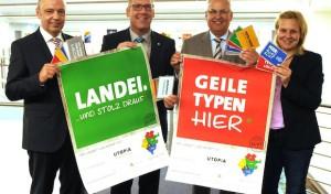 """""""UTOPiA Südwestfalen"""": Junge Menschen gestalten ihre Zukunft"""