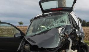 Rüthen-Drewer: Autofahrerin aus Olsberg schwer verletzt