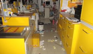Bad Sassendorf: Einbruch in Postagentur