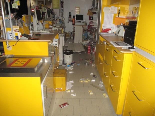 Photo of Bad Sassendorf: Einbruch in Postagentur