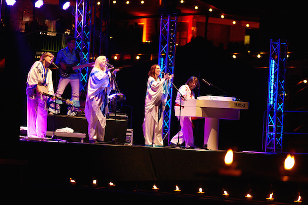 "Photo of ""ABBA GOLD: The Concert Show"" in der Siegerlandhalle"