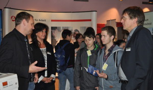 Am 23. September findet die 5. Ausbildungsmesse Lüdenscheid im Kulturhaus statt