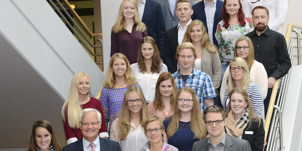 Photo of 18 neue Auszubildende im Kreishaus Soest