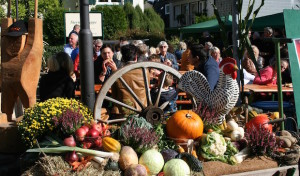 Neunkirchen lädt ein zum 18. Bauern- und Ökomarkt