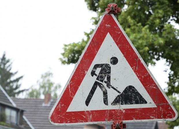 Photo of Kreisstraße 8 zwischen Stockum und Wamel wird saniert