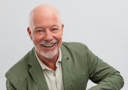Photo of Bill Mockridge: Lachen macht sexy!