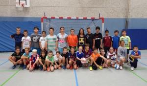 Deutscher Fußballbund sichtet junge Fußballertalente