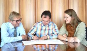 Campus Symposium 2016 in Iserlohn – Stadt und Campus Symposium schließen Vereinbarung