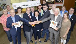 Kreis Soest: Start der Online-Ehrenamtsbörse