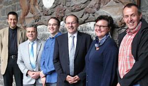 Erstes Freiwilliges Soziales Jahr im Bereich Kultur auf der Burg Altena