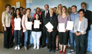 Eingliederungshilfen für Schüler ohne ausreichende Deutschkenntnisse