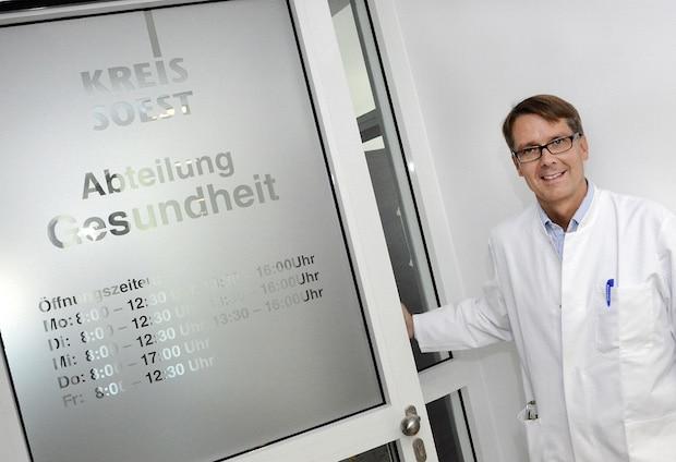 Photo of Lippstädter Gesundheitsamtsnebenstelle umgezogen