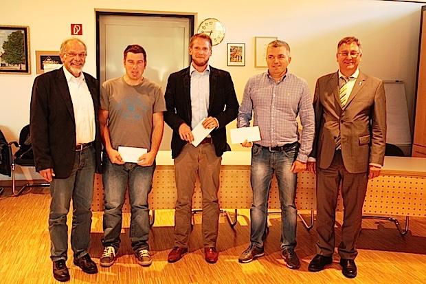 Photo of Jugendförderpreis an gleich drei Vereine verliehen