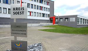 Lippstädter Kfz-Zulassungsstelle schließt wegen Umzug