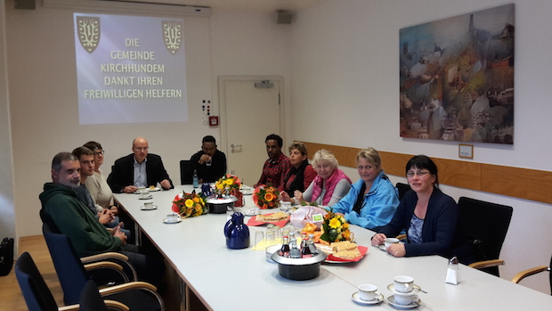 Photo of Soziales Engagement für Flüchtlinge nicht selbstverständlich – in Kirchhundem schon!