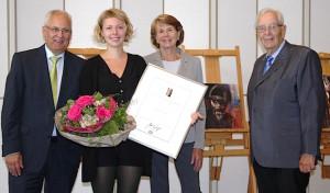 """August-Macke-Förderpreis für Lioba Schmidt: """"Dieser Preis gibt mir Zuversicht"""""""