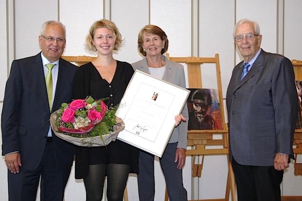 """Photo of August-Macke-Förderpreis für Lioba Schmidt: """"Dieser Preis gibt mir Zuversicht"""""""