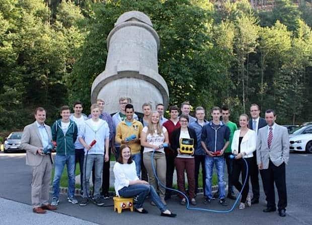 Photo of Rekord – 17 neue Auszubildende bei Mennekes