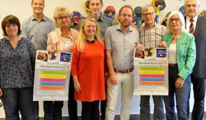 """""""Mescheder Kultur 2022"""": Auftakt am 8. September in der Stadthalle"""