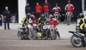 Motoball-Bundesliga: Saisonabschluss wird gefeiert