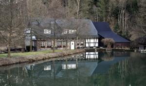 Tag des offenen Denkmals an der Eichener Mühle