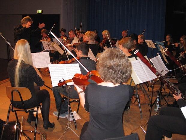 Photo of Drittes Jubiläumskonzert der Musikschule Wenden am 13. September
