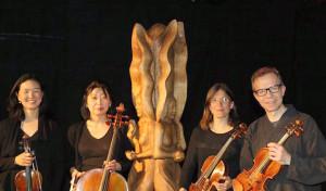 """""""Beethovens Streichquartette"""": 6. Konzert mit dem Satie-Quartett"""