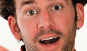 """Philipp Scharri: """"Keativer Ungehorsam"""" auf der Studiobühne in Lippstadt"""