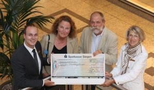 6.300 Euro für Flüchtlingskinder