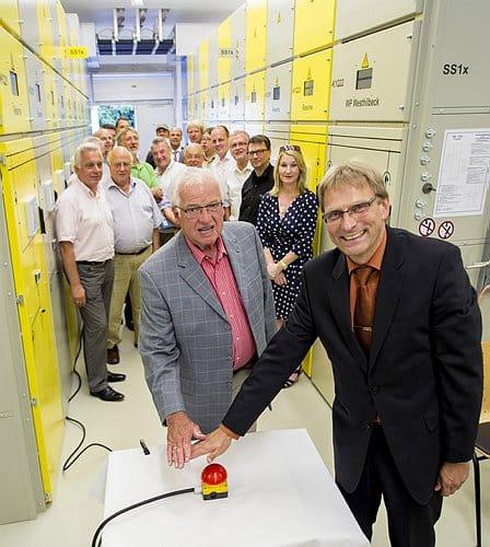 Photo of Stadtwerke Werl nehmen nach 2 Jahren Bauzeit Umspannwerk in Betrieb