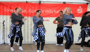 "Tanzfestival ""Show Your Moves"" in Hilchenbach"