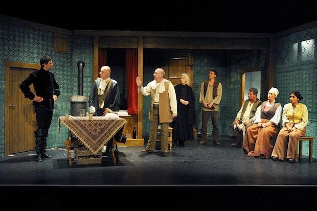 """Photo of Theatereröffnung """"Der zerbrochene Krug"""""""