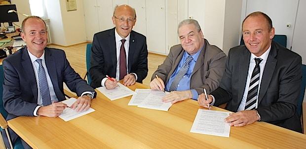 """Photo of """"ZAKO"""": Verträge unterzeichnet"""