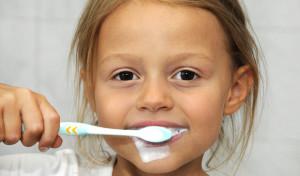 Zahnpflege kann nicht früh genug beginnen