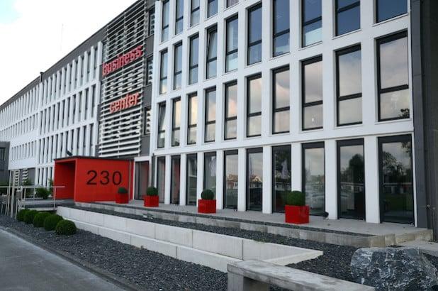 Die Nebenstelle des Gesundheitsamtes ist nach dem Umzug ab Donnerstag, 1. Oktober 2015, über den Haupteingang (Hausnummer 230) zu erreichen (Foto: Wilhelm Müschenborn/Kreis Soest).