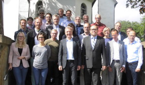 Eversberg neues Mitglied in Regionalgruppe der Historischen Stadt- und Ortskerne