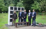 Investitionen auf Waldfriedhof abgeschlossen
