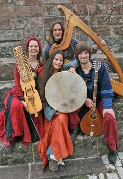 """Die Gruppe """"Triskilian"""" gastiert am Samstag auf der Burg (Foto: Märkischer Kreis)."""