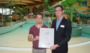 AquaMagis-Webseite belegt zweiten Platz beim AQUAWEB 2015