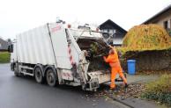 Astschnittabfuhr in der Gemeinde Wilnsdorf