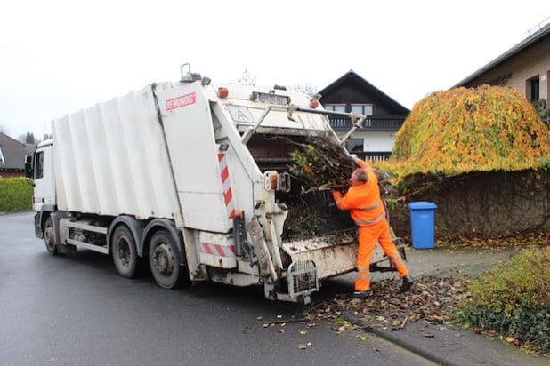 Grundstückseigentümer können im Herbst eine Astschnittabfuhr der Gemeinde Wilnsdorf nutzen (Foto: Gemeinde Wilnsdorf).