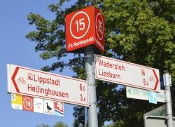 <b>Radeln nach Zahlen im Kreis Soest</b>