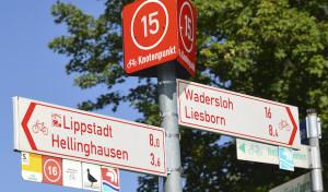 Radeln nach Zahlen im Kreis Soest