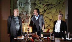 """Theaterstück """"Biedermann und die Brandstifter"""" in Werl"""